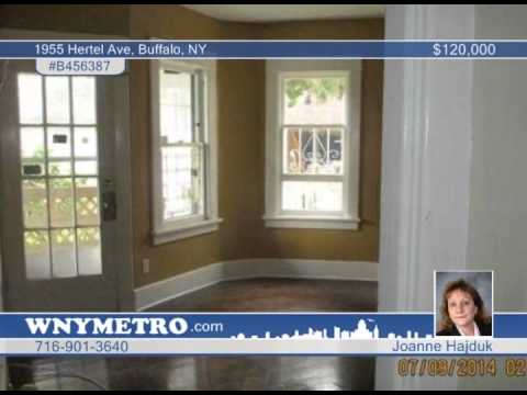 1955 Hertel Ave  Buffalo, NY Homes for Sale | wnymetro.com