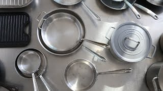 Best Pots And Pans To Have For Every Kitchen- Kitchen Conundrum with Thomas Joseph by Everyday Food