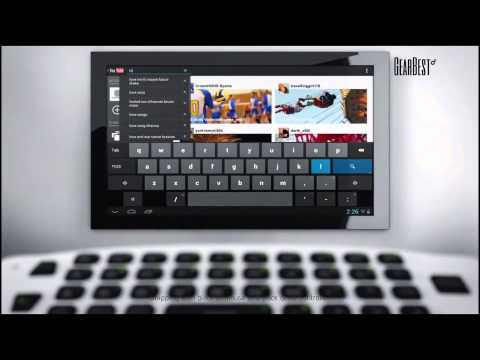 Cube I7 Remix OS 11.6 pouces Tablette PC Intel Z3735F 2 Go+32 Go chez GearBest!