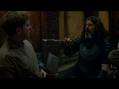 Guthrum orders Aethelwold to kill Alfred - The Last Kingdom: Episode 8 Preview - BBC Two