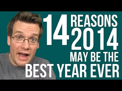 GOOD NEWS%3A 14 Reasons 2014 May Be the Best Year Ever