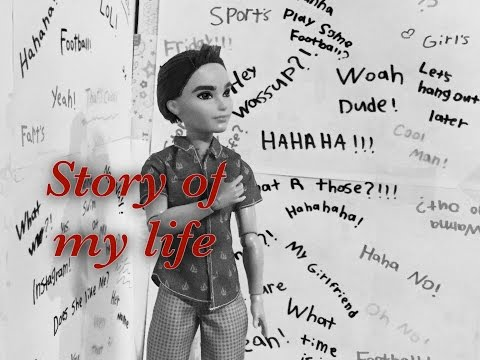 Story Of My Life EAH Stop Motion MV