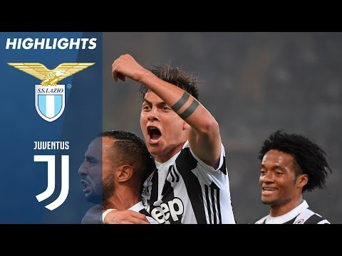 Lazio 0-1 Juventus | Highlights | Giornata 27 | Serie A TIM 2017/18