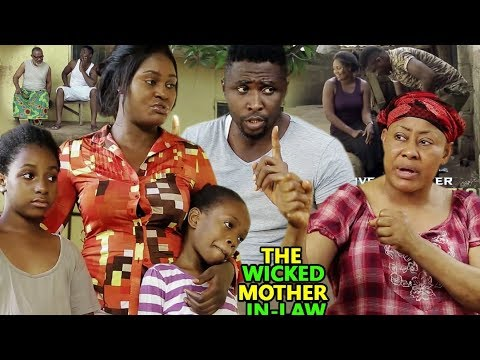 The Wicked Mother In-Law 7&8 - Chizzy Alichi 2018 Newest/Latest Nigerian Movie/African Movie Full HD