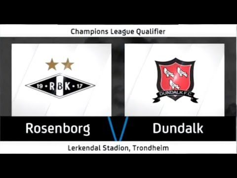 HIGHLIGHTS: Rosenborg 2-1 Dundalk