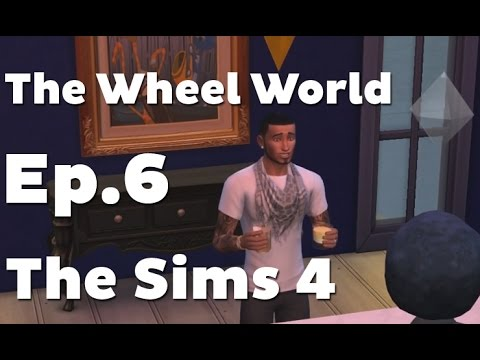 The Wheel World – Ep. 6 – Lewis Hamilton's Drinking Problem (The Sims 4)