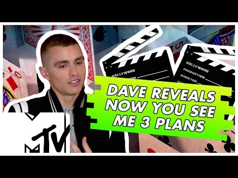 Dave Franco Reveals Now You See Me 3 Plans | MTV Movies