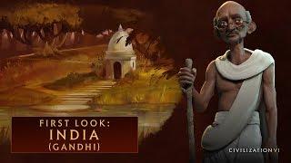 CIVILIZATION VI - First Look: India