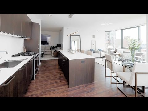 A 3-bedroom, 2 ½ bath model at Lakeview's new 2950 North Sheridan