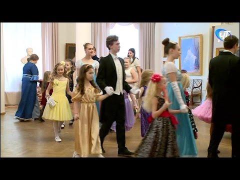 Музей-заповедник пригласил юных новгородцев на детский праздник «Бал чудес»