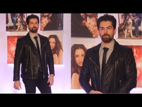 Neil Nitin Mukesh At Launch Of Dabboo Ratnani Calendar 2018