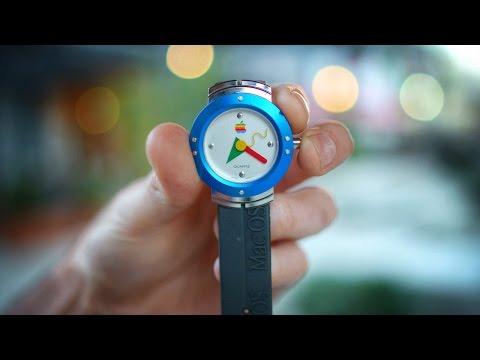 1995 年已經有蘋果手錶了?!