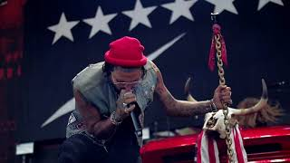 "YELAWOLF- featuring KORN's RAY LUZIER & FIELDY ""Push 'Em"""