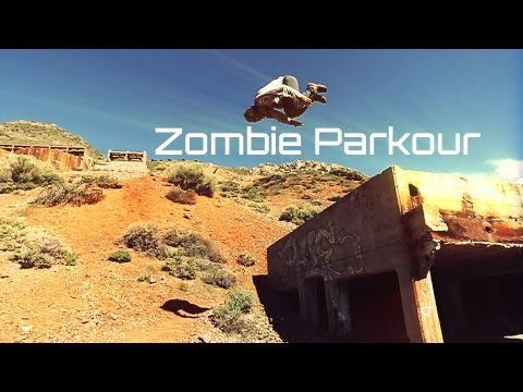 Zombie Parkour – The Flipping Dead