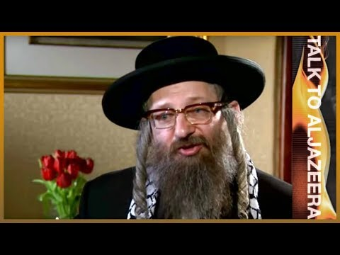Zionism - The Jewish scholar explains why Zionism and Judaism are not necessarily the same thing and why he believes that Israel as a state is not legitimate.