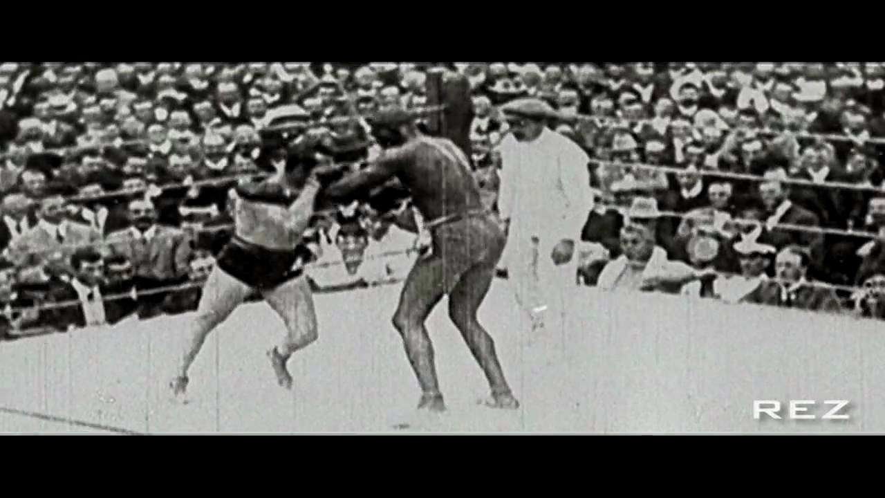 Jack Johnson Boxing Tribute HD