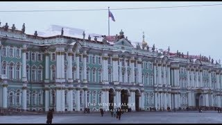 Meeting the master - in St. Petersburg