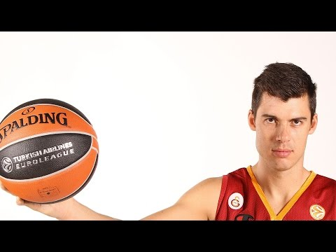 Play of the Night: Zoran Erceg, Galatasaray Liv Hospital Istanbul