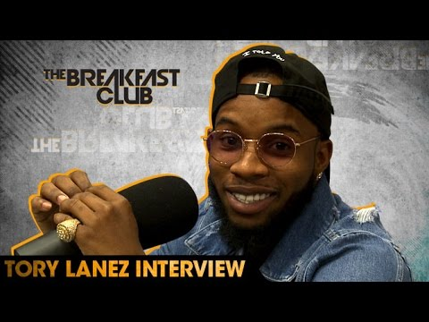 Tory Lanez Interview With The Breakfast Club