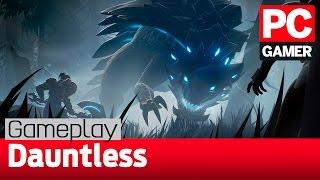 Видео к игре Dauntless из публикации: Системные требования Dauntless