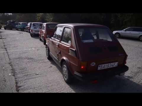 Fiat 126 Jesenny minizraz 2013 Bratislava Fiat126