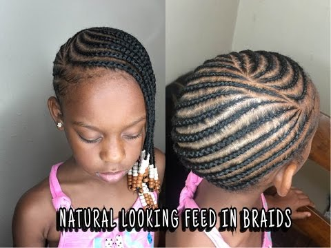 How To Do Lemonade Feed In Braids DETAILED TUTORIAL