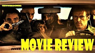 RABID DOGS (2015) French Action Thriller Movie Review