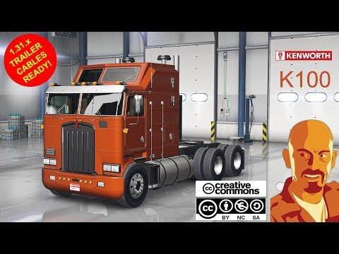 KENWORTH K100 ATS 1.30.x