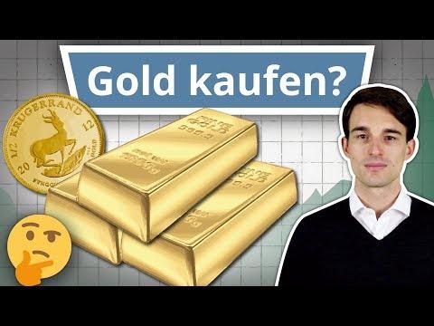 Gold kaufen: Ist es 2019 sinnvoll in Gold zu investie ...