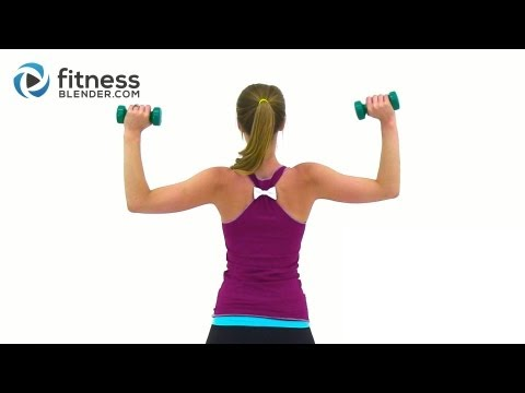 top shoulder workout - Round 2 Tank Top Arms @ http://bit.ly/18HFISI Calorie Burn information + a printable workout @ http://bit.ly/MAdhtu Lose 16-24 lbs in 8 weeks with our 8 Week...