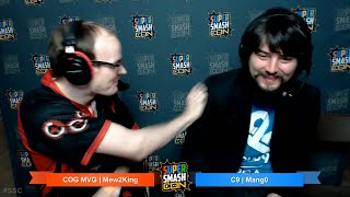 Mango/Scar Commentary Highlights @ Super Smash Con
