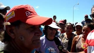 Moradores de Aparecida no Sertão da Paraíba, bloqueiam  BR 230 e pede solução a CAGEPA pela falta de Água há seis meses na Cidade