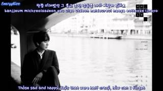 Download Lagu Kyuhyun - Way to Say Goodbye (안녕의 방식) [English subs + Romanization + Hangul] Mp3