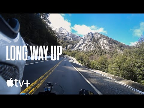 83 Minutes of Ewan McGregor & Charley Boorman Riding Motorcycles — POV From Long Way Up | Apple TV+