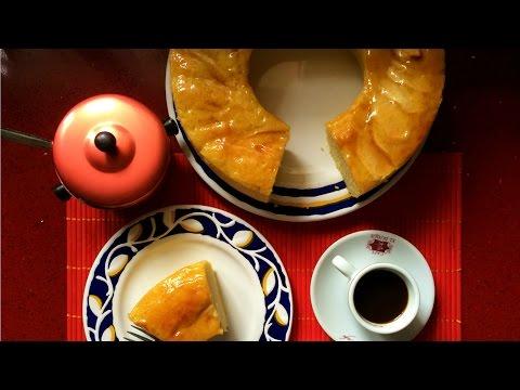 Apple Cake - Bizcocho de M…