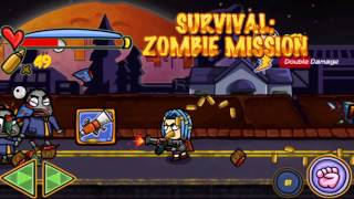 Survival: Zombie Mission YouTube video