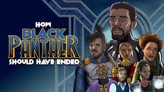 Video How Black Panther Should Have Ended - Animated Parody MP3, 3GP, MP4, WEBM, AVI, FLV Maret 2019