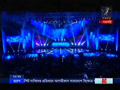 Download Tahsan & Mehjabien, Arifin Shuvoo & Momo Performing @ Meril Prothom Alo Award 2015 HD Mp4 3GP Video and MP3