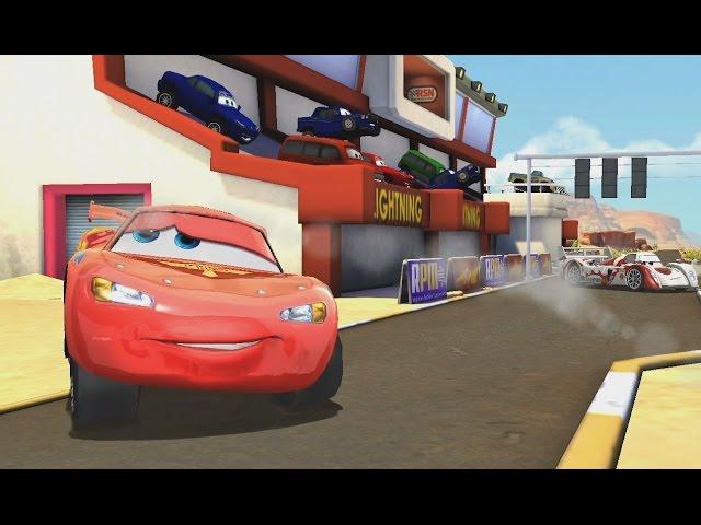 Cars: Fast as Lightning - Teaser Trailer