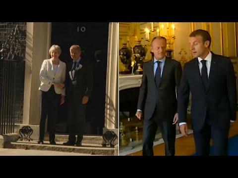 EU-Ratspräsident Donald Tusk wirbt um Asylstreit-Kompromiss