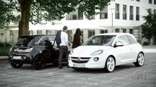 Opel Adam SIRI Black Link White Link