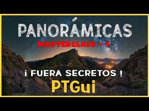 👨🎓👨🎓 PTGUI PRO MASTERCLASS-1 | Fotografias PANORÁMICAS PROFESIONALES -¡SIN secretos!