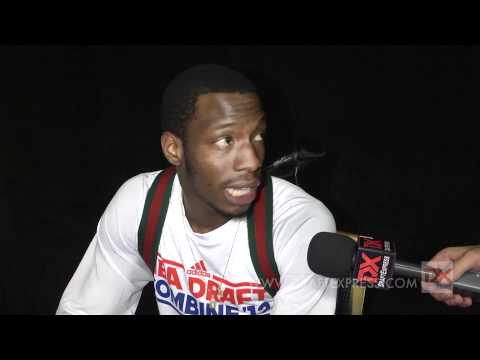 Tyshawn Taylor Draft Combine Interview