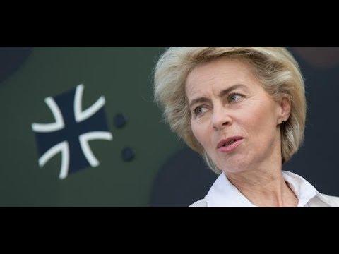 BUNDESWEHR: Von der Leyen fordert 25 Milliarden Euro mehr