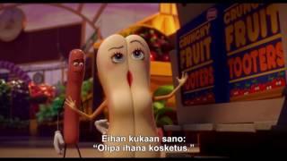 Sausage Party I Virallinen Traileri I Elokuvateattereissa 21 10 2016