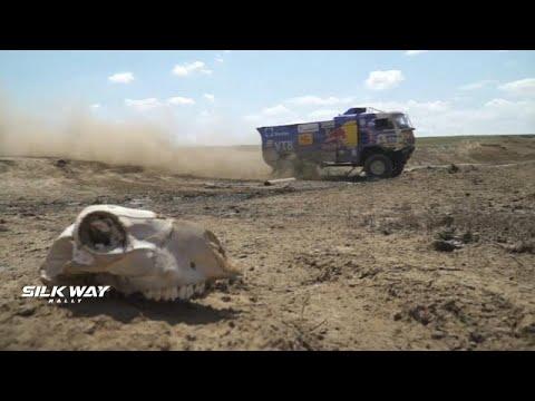 Ξεκινά το 9ο Silk Way Rally