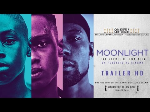 Preview Trailer Moonlight, trailer italiano