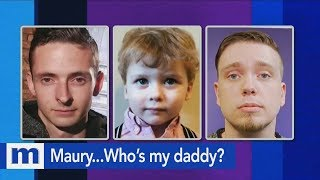 Maury...Who's my daddy? | The Maury Show