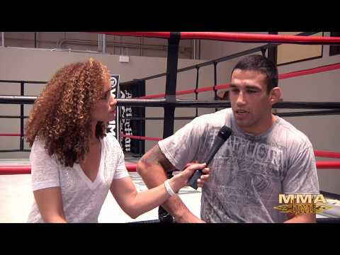 Fabricio Werdum talks upcomming Fedor fight Fight of My Life