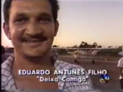 Globo Réporter - Aviação de garimpo na década de 80.
